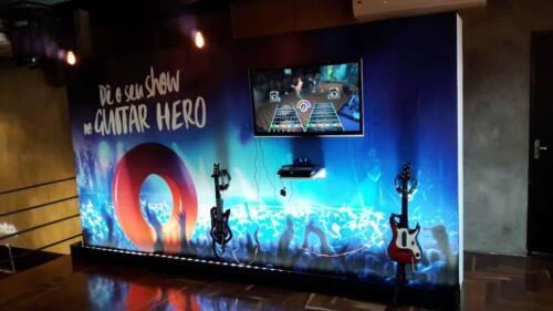 KIT 4 – POP STAR (ROCK BAND / GUITAR HERO)